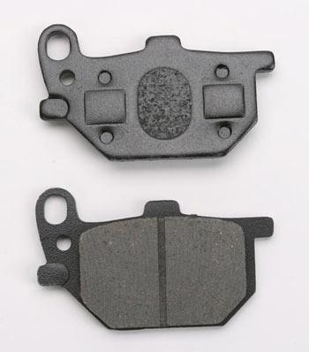 EBC FA61 Kevlar Organic Brake Pads / Shoes - FA61