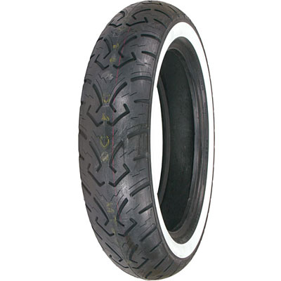 White Wall Tires on Shinko 250 Motorcycle Tires Mt90 16 Front White Wall   87 4101